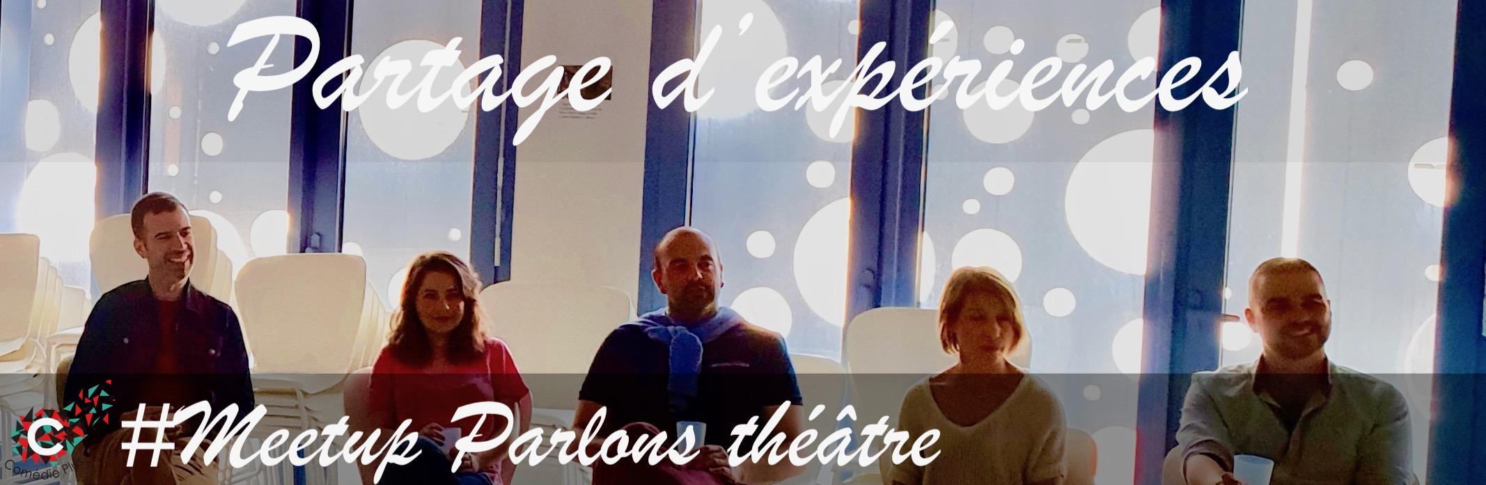 Partage Expériences Meetup